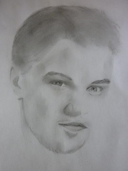 Leonardo DiCaprio par Boriskamarus